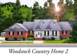 Sims 3 Downloads 39 Woodstock 39