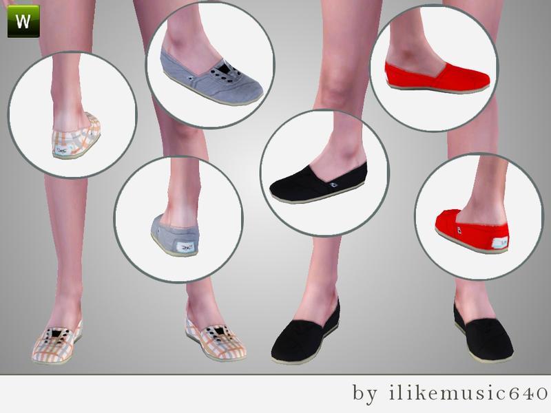 Ilikemusic640 S Toms Shoes For Women