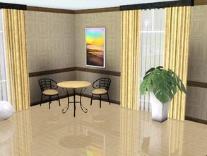 Sims 3 Downloads - \'mirror floor\'