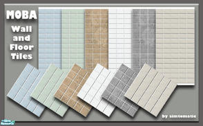 Simtomatic S Downloads Sims 2 Sets Walls Amp Floors