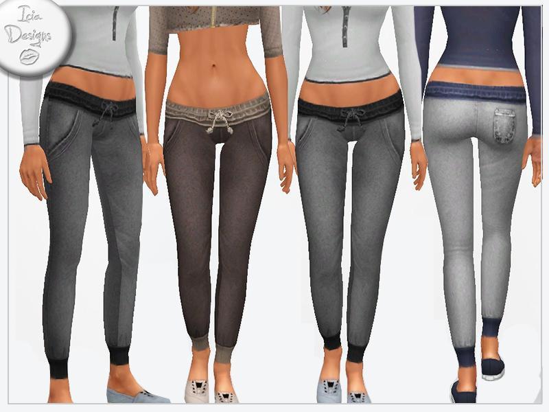 Icia23's ~Washed Yoga pants~