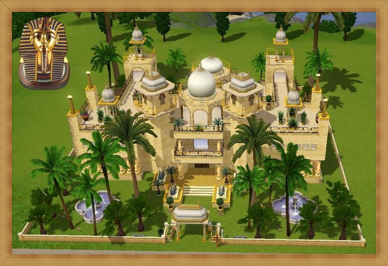 kikoklon 39 s pharaoh 39 s palace version 2. Black Bedroom Furniture Sets. Home Design Ideas