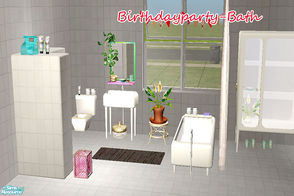 Birthdayparty   Bath