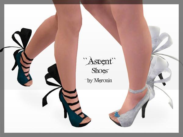 Обувь для Sims 3. 285715a4070