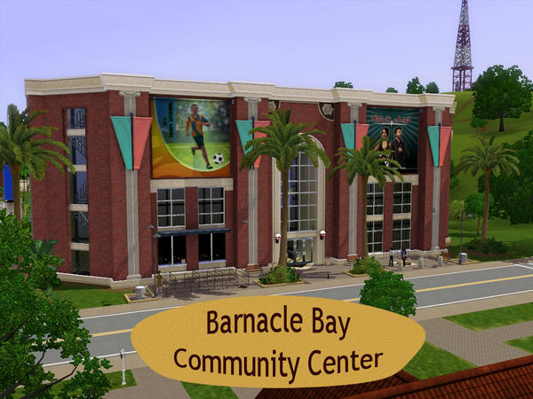 free sims community center