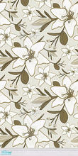 Sims 2 — Modern Flowers by Lil-Kiki — This is a very stylish wallpaper to brighten up any room.