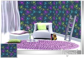 Sims 3 — Themed Pattern-41 by TugmeL — Tgm-Pattern-41 Recolorable Palettes 4 by TugmeL-TSR