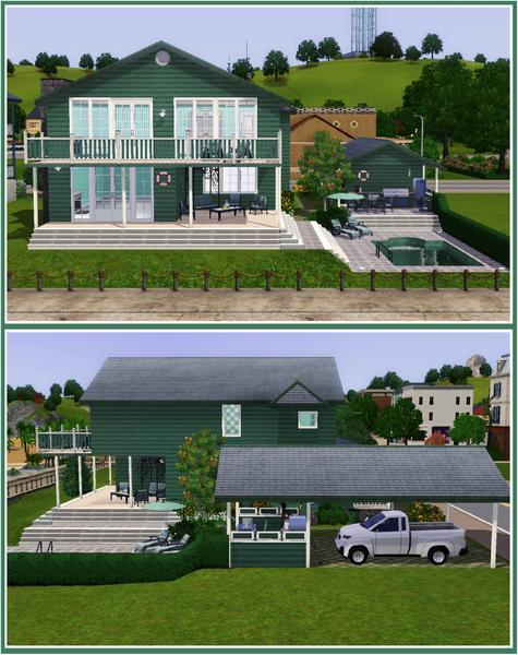 Youlie25 39 s beach house emmeraude free for Beach house 3 free download