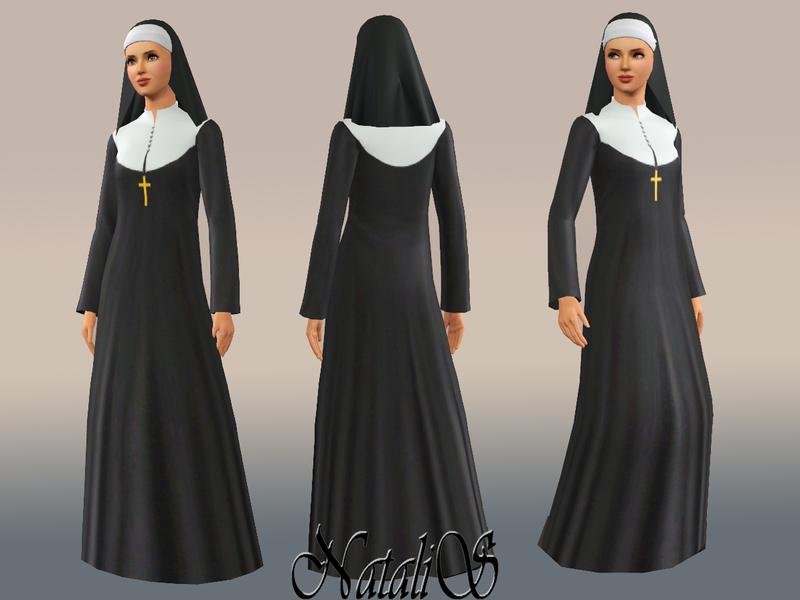 Free Natalis Nun S Outfit Fa Ya