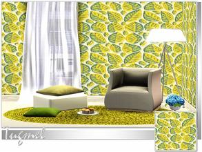 Sims 3 — Abstract Pattern-61 by TugmeL — Tgm-Pattern-61 Recolorable Palettes 1 by TugmeL-TSR