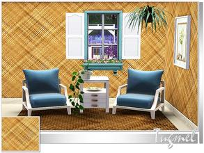Sims 3 — Wicker Pattern-60 by TugmeL — Tgm-Pattern-60 Recolorable Palettes 1 by TugmeL-TSR