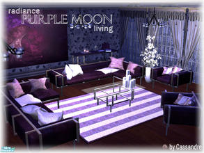 Radiance Living: Purple Moon