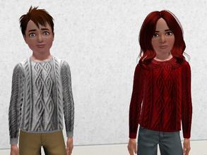 Sims 3 Clothing - 'child'
