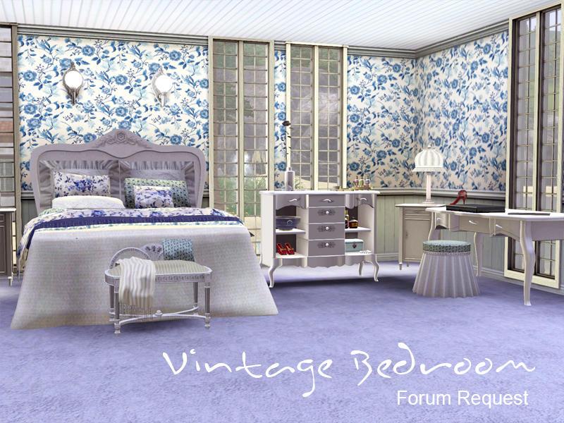 ShinoKCR\'s Vintage Bedroom