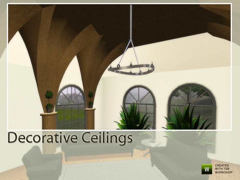 Angela 39 S Decorative Ceilings