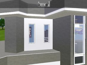 Sims 3 Objects small modern house