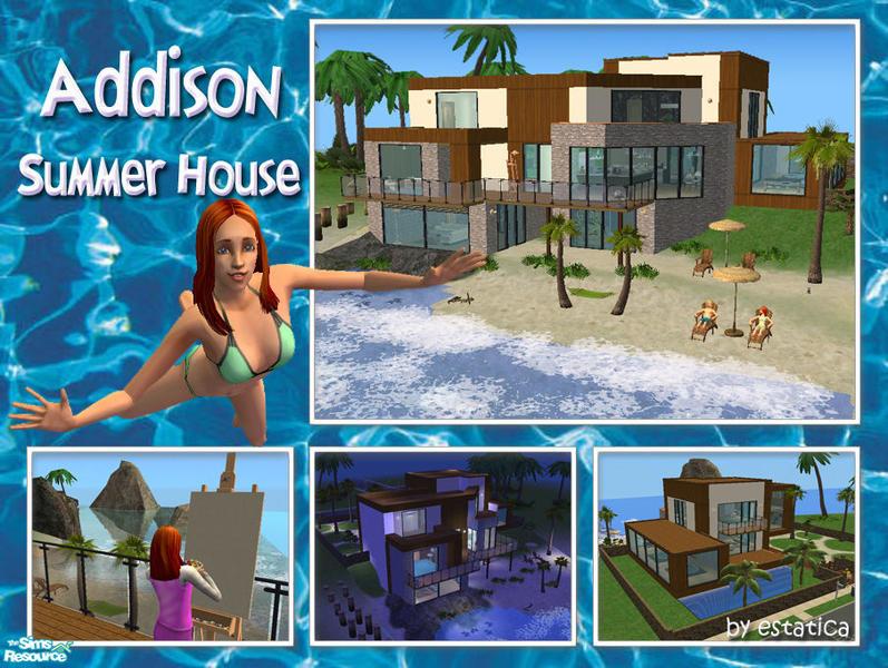 Estatica 39 S Addison Summer House