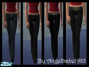 Sims 2 — Amber-Joanne by Angelbabe1983 — Here is an Everyday Set for your Teen Females. With all the Adult Clothing i