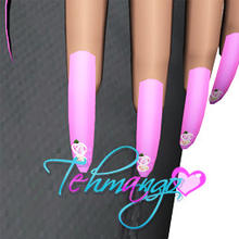 Tehmango Cat Nails