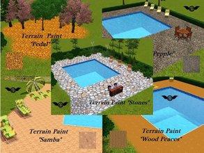 Sims 3 — Terrain Paint by engelchen1202 —