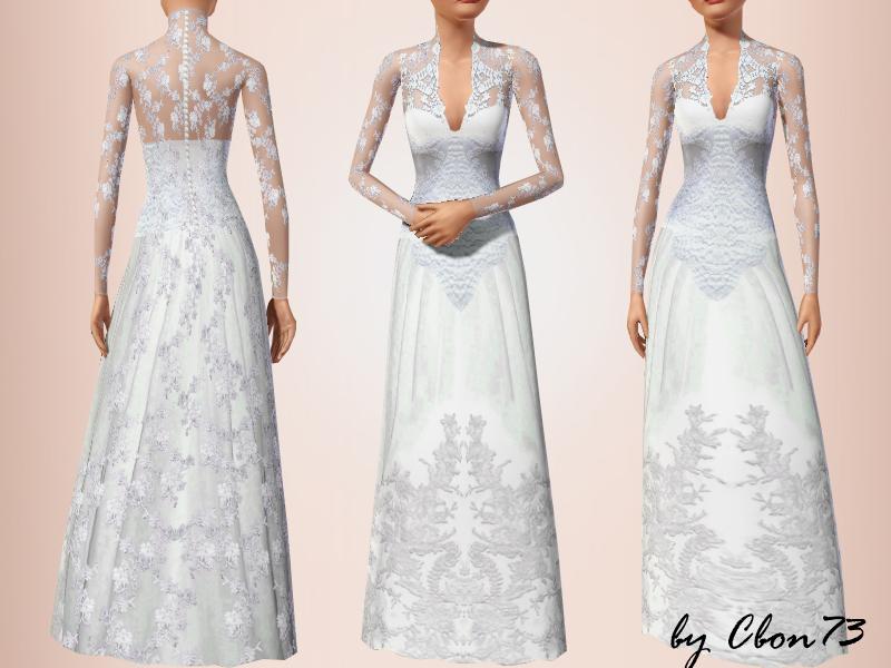 Cbon73\'s Kate Middleton\'s Wedding Dress