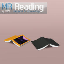 Sims 3 — MR Open Book by D3VV — Part of the MR Reading Corner set, relax and start reading. Created by D3VV @ TSR