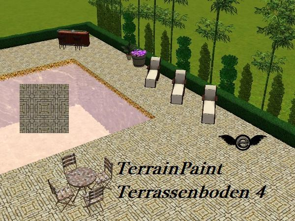 engelchen1202 39 s tp terrassenboden 4. Black Bedroom Furniture Sets. Home Design Ideas