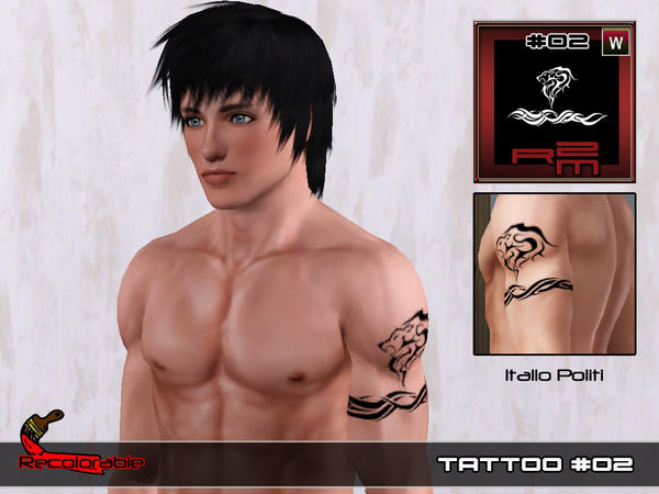 how to become a tattoo artist in sims 3