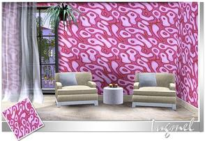 Sims 3 — Abstrac Pattern-74 by TugmeL — Tgm-Pattern-74 Recolorable Palettes 1 by TugmeL-TSR