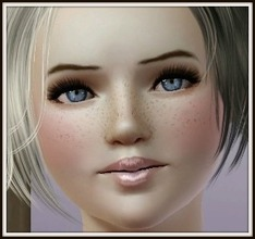 My Sims 3 Blog: Freckles Part 2 by Vasilla