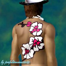 Sims 3 — Flowertribal by perfektmoments63 by perfektmoments632 — by perfektmoments63