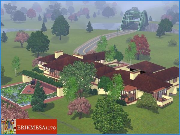 Erikmesa1179 39 s em3 flw avery coonley house Avery house