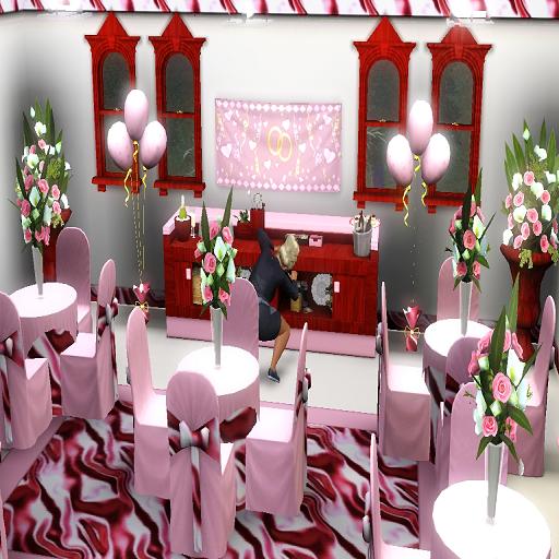 Wedding Altar In Sims 3: Christina832010's Wedding Chapel
