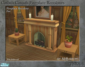 Downloads / Sims 2 / Objects / Build Mode / Fireplaces