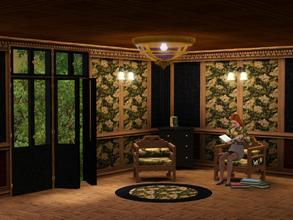 Sims 3 — Art Nouveau Cherry by TheBombson —