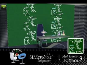 Sims 3 — Mad Scientist Patterns #3 by SIMcredible! — by simcredibledesigns.com available at TSR