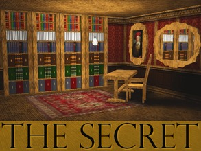 Sims 3 — The Secret by lilliebou — The Secret is finally revealed to you! All you have to do is to say the magic word,
