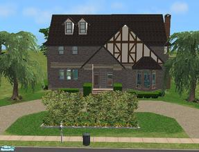 Downloads Sims 2 Lots Residential Lots Bygone Days