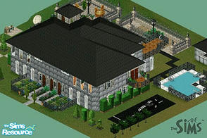 Sims 1 Houses The Sims House Designs on modern house designs, sims 3 mansion designs, animal crossing house designs, the sims life story house plans, steam house designs, fashion house designs, sims 3 house designs, the sims creator home, sims 2 pets house designs, the sims 3 house blueprints small,