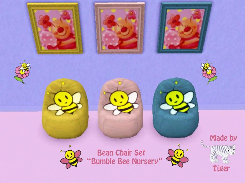 Peachy Tigerliyenes Bumble Bee Bean Bag Set Forskolin Free Trial Chair Design Images Forskolin Free Trialorg