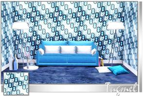 Sims 3 — Themed Pattern-87 by TugmeL — Tgm-Pattern-87 Recolorable Palettes 1 by TugmeL-TSR