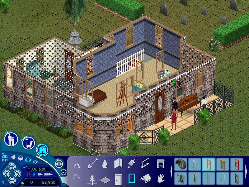 Deontai S Sims 1 Gt Sims 3 Goth House