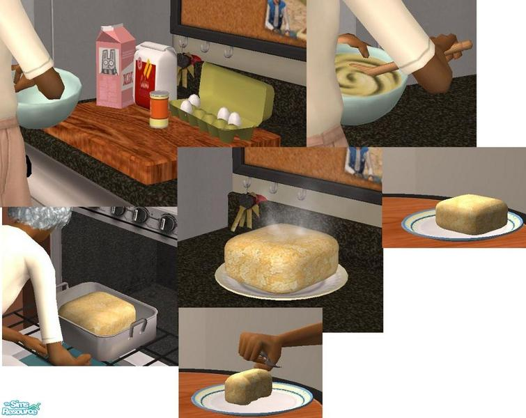 Sims  Baked Angel Food Cake