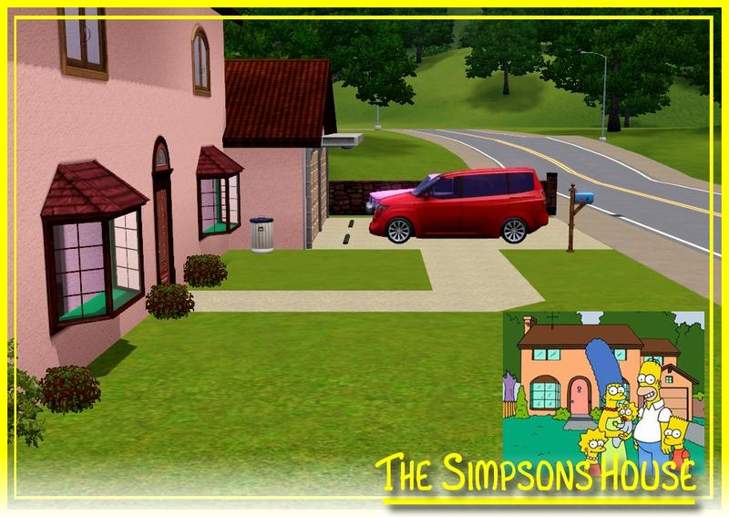 Poisonstreet 39 s 742 evergreen terrace for Evergreen terrace 742