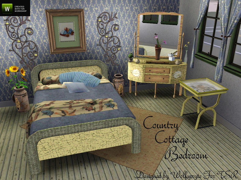 Wolfspryte 39 S Country Cottage Bedroom Collection Tsraa