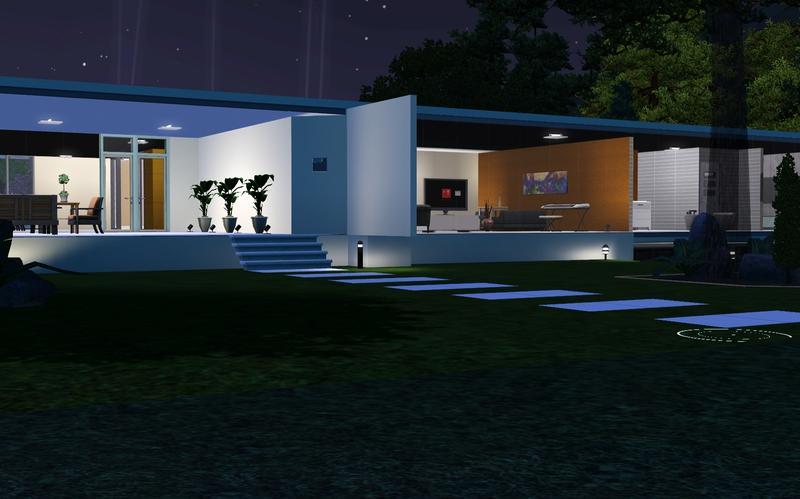 Cybermoses Glass Pavilion