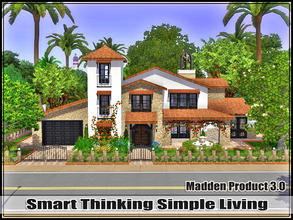 Sims 3 — MaddenProduct 3.0 (Furnished) by MaddenPro — MaddenPro 3.0 @ TSR Requires:World Adventures,Ambitions Fully