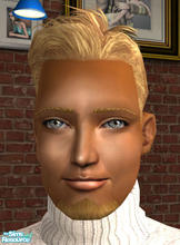 Sims 2 — Anthony Creo by SilantWanderer — Yes, another Creo! He\'s not a shabby looking male sim, and I thought he might