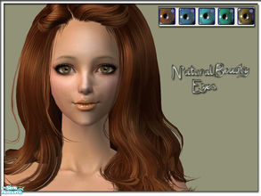 Sims 2 — Natural Beauty Eyes by TSR Archive — Beautiful eyes to jewel your sims up with.