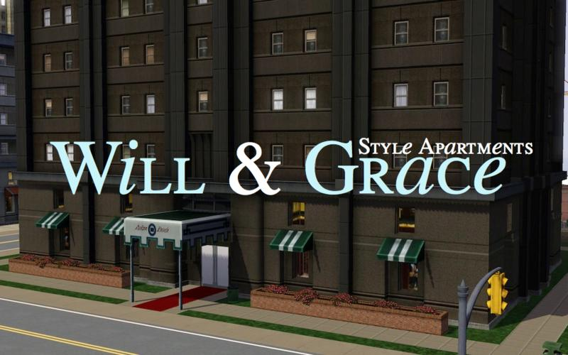 Deontai S Quot Will Amp Grace Quot Styled Apartment Will S Apartment